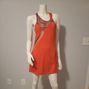 Adidas Adizero Formotion Dress Orange Gray Tennis